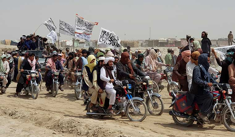Taliban uses quick battles, slow negotiations to take territory and gain legitimacy