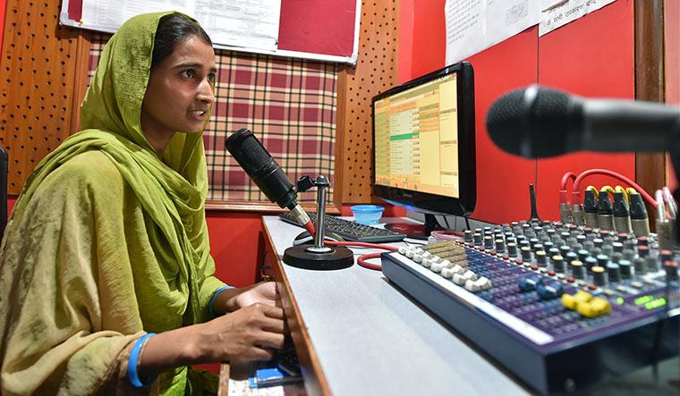 Stay tuned: Community radio is ushering in social change in Haryana's Mewat region   Aayush Goel