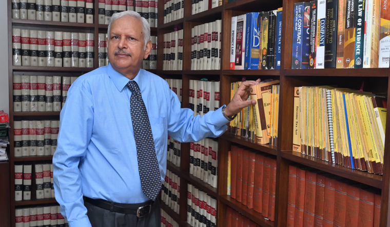 M.L. Sharma- The Central Vigilance Commission chief cannot get a government job after retirement; the same should apply for the CBI director.