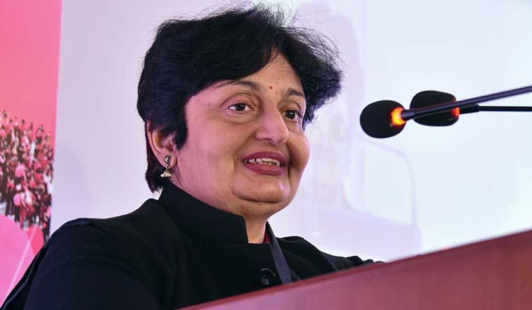 Preeti Sudan, secretary, Union ministry of health and family welfare  | Aayush Goel