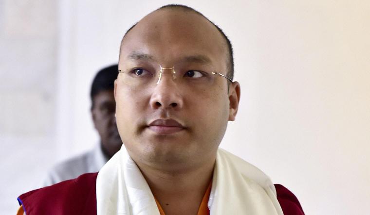 The 17the Karmapa Ogyen Trinley Dorjee