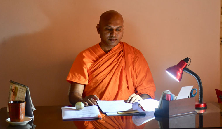 Venerable P. Seewalee Thero | Salil Bera