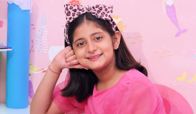 Sketching stardom: Anantya Anand, aka my Miss Anand, has massive following on youtube and Instagram