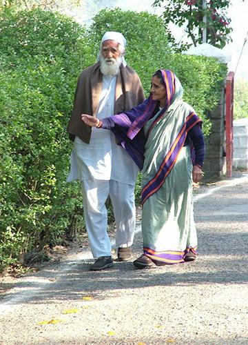 Exemplary lives: Bimla and Sundarlal Bahuguna   PTI