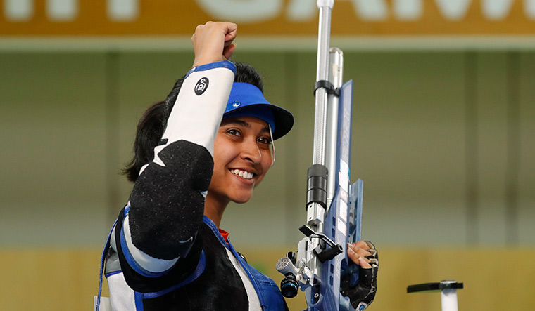 Confident Indian shooters eye another rich haul