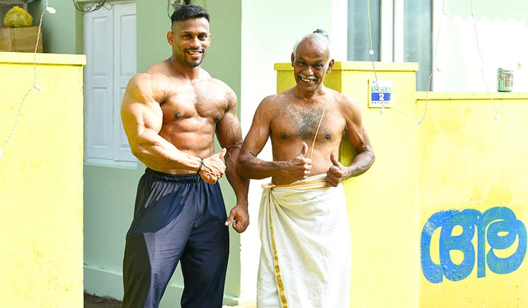60-Chitharesh-and-his-father-Natesan
