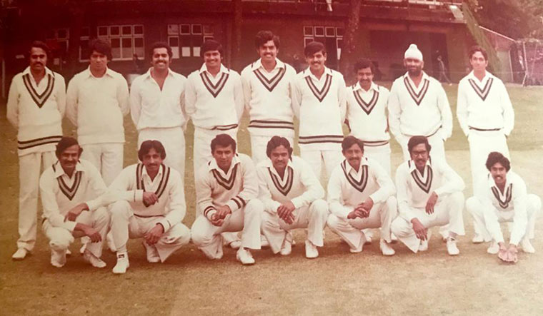 Old is gold: Indian World Cup team of 1979.