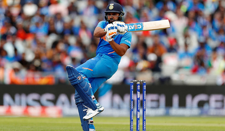 World Cup: The run machine called Rohit Sharma