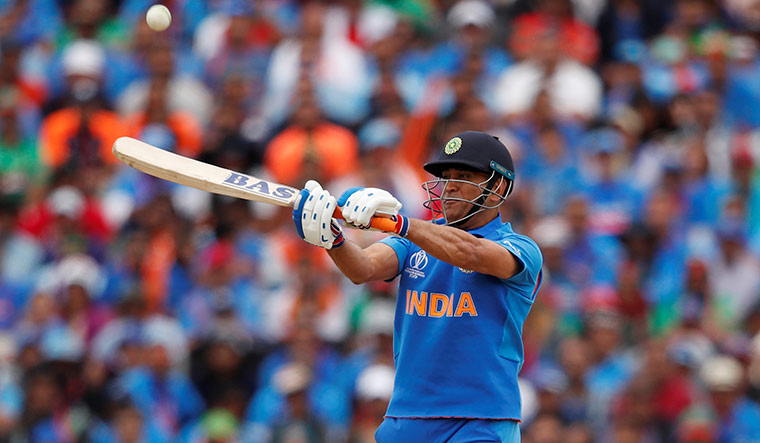 Dhoni's inability to hit big shots is causing concerns