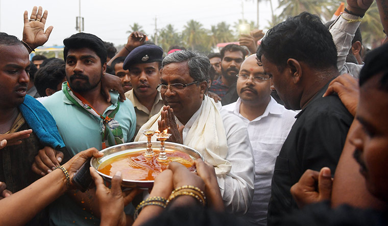 Religious matters: Siddaramaiah has sounded a Hinduism versus hindutva battle cry in Karnataka   Bhanu Prakash Chandra