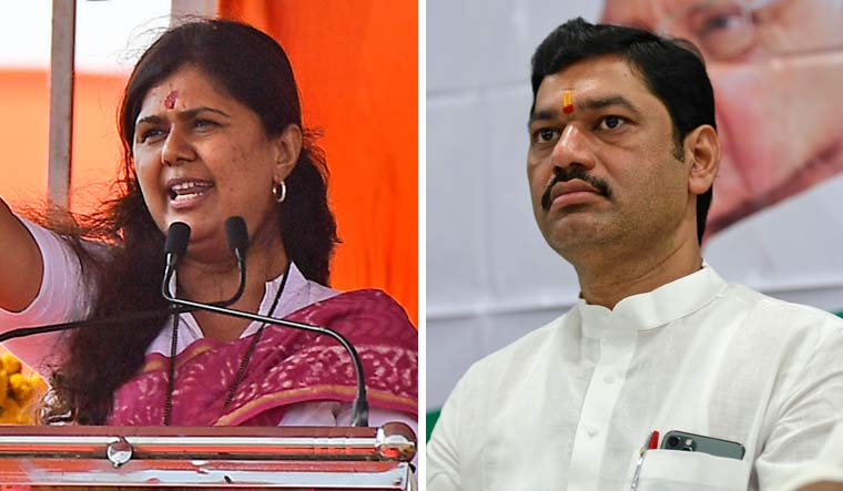 FIR against Dhananjay Munde for remarks on cousin Pankaja