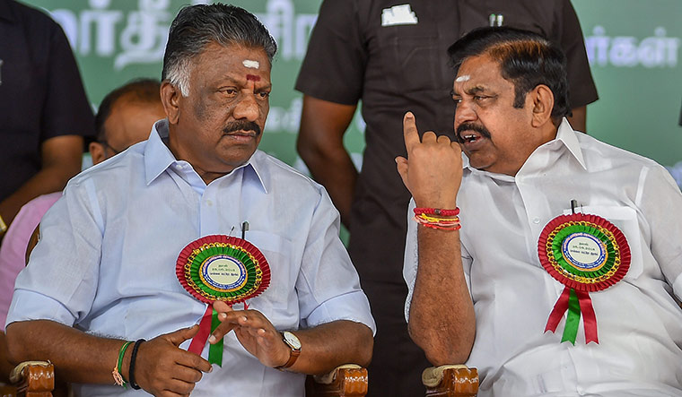 TN: Is O. Panneerselvam out of race to be AIADMK CM candidate? - The Week
