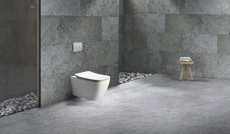 loo and behold: Sanitaryware manufacturer Cera has come up with anti-bacterial toilet seats and rimless western commodes