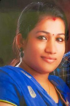 Princy, Anujith's wife