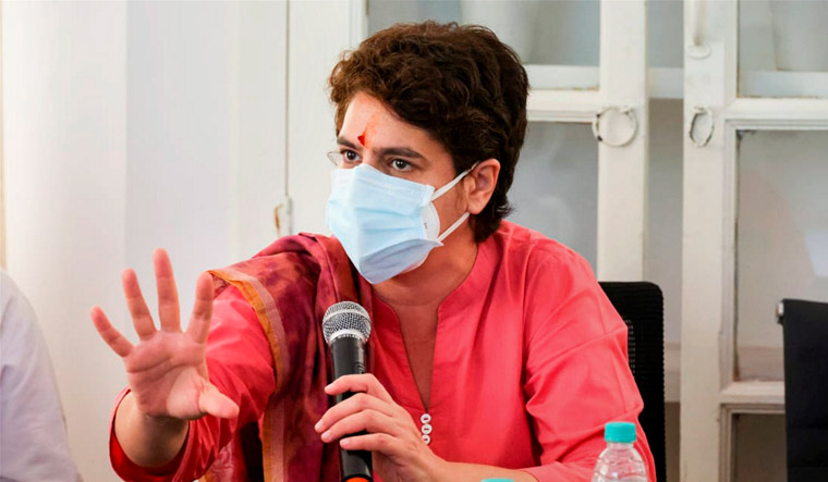 Priyanka Gandhi Vadra | PTI