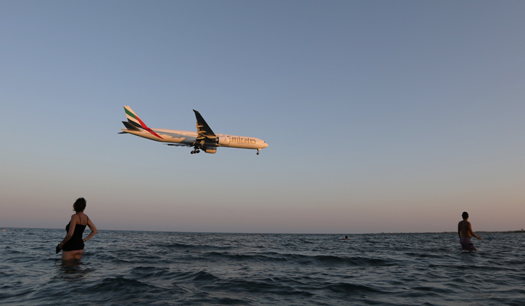 EMIRATES AIRLINE-RESULTS/