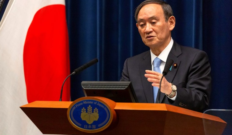 Japanese PM Suga wins support from G-7 for hosting Olympics