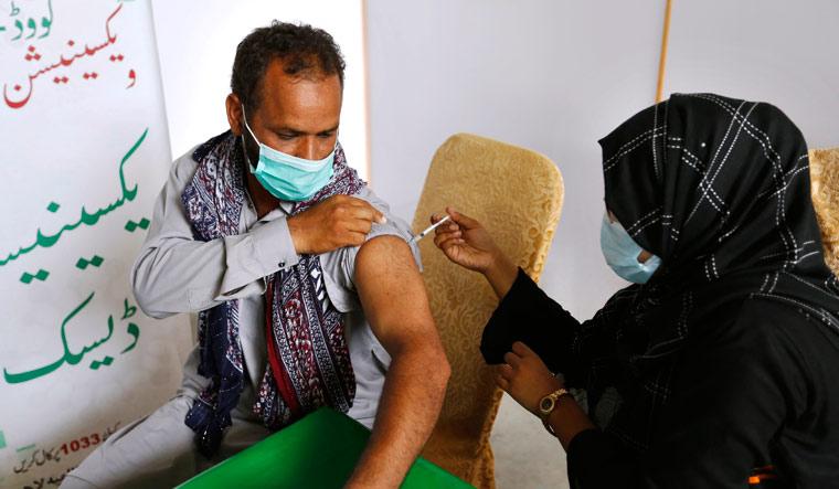 Virus Outbreak Pakistan