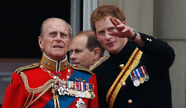 Harry arrives in UK for grandfather Prince Philip's funeral: Report