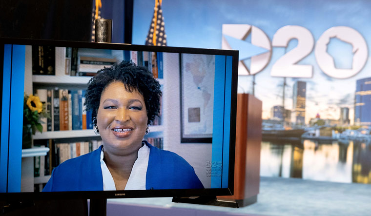 Political Star Stacey Abrams is Now A Nobel Peace Prize Nominee!