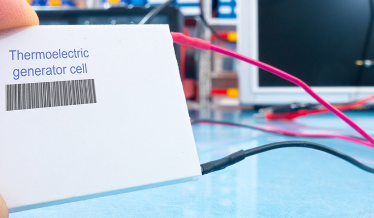 Thermoelectric-generator-solid-state-device-converts-heat-into-electrical-energy-shut