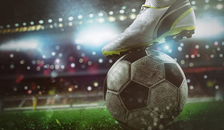 football-kick-kicking-soccer-player-stadium-flashlights-ball-winning-goal-shut