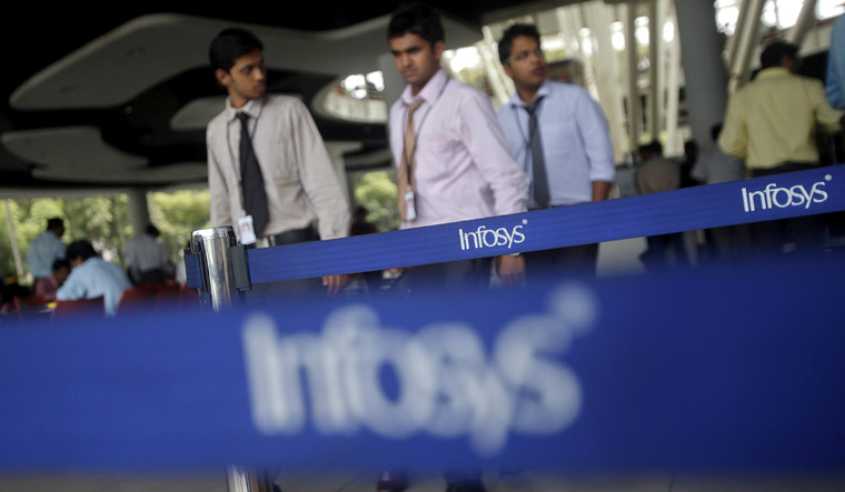 Infosys said it will comply with arbitration award asking it to pay Rs 12.17 crore to former CFO Rajiv Bansal | Reuters