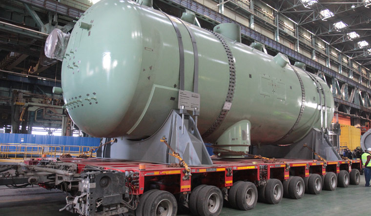 steam generators PGV-1000M