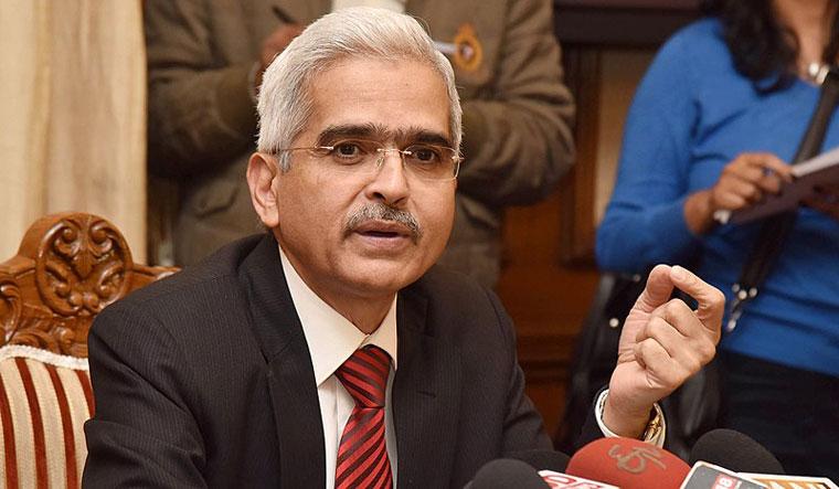Shaktikanta Das appointed as RBI governor