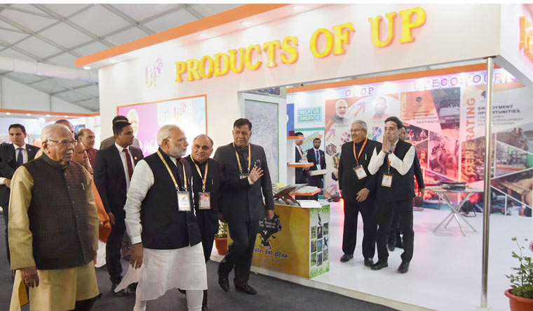 Live Updates on Uttar Pradesh Investors' Summit 2018