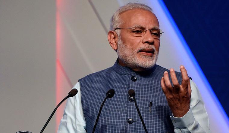PM: Govt walking on path shown by Dr Ambedkar