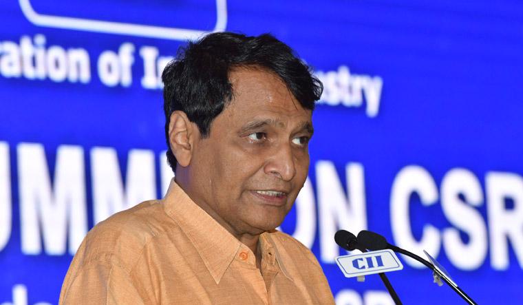 Suresh-Prabhu-sanjay-ahlawat