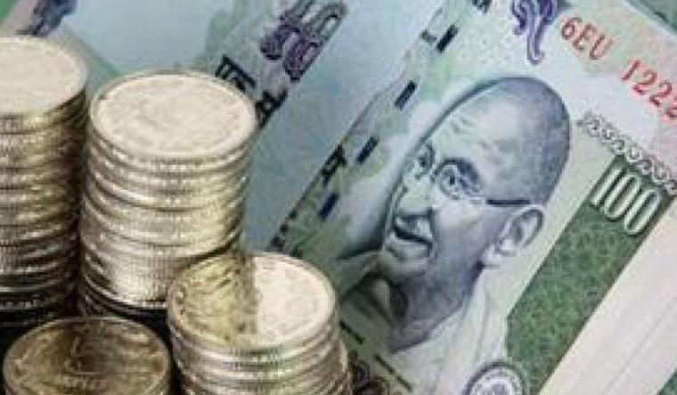 Cash money rupee representational image