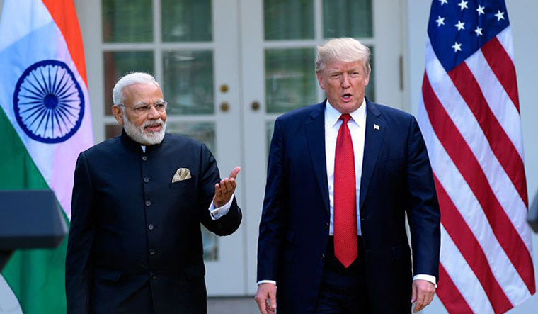 White House thinks all is well between India and US, but trade