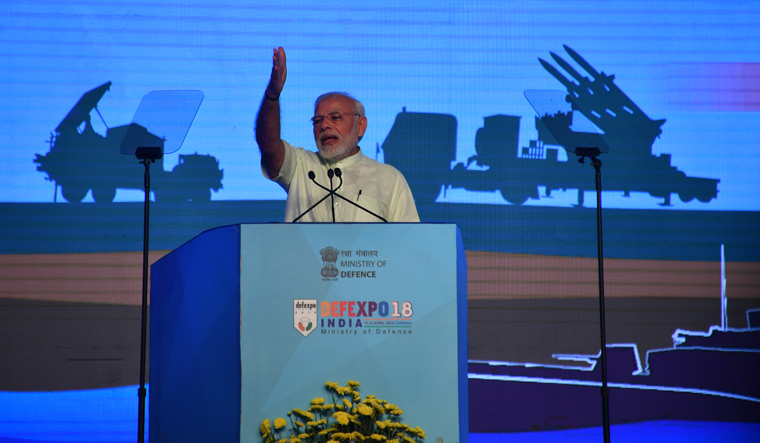 Efforts to jack up oil prices artificially are detrimental: Modi