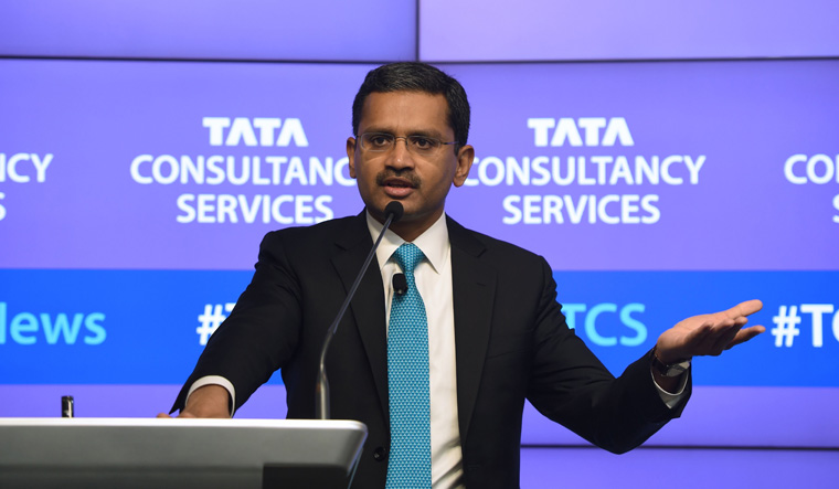 TCS set to become 1st Indian company with $100 billion market cap
