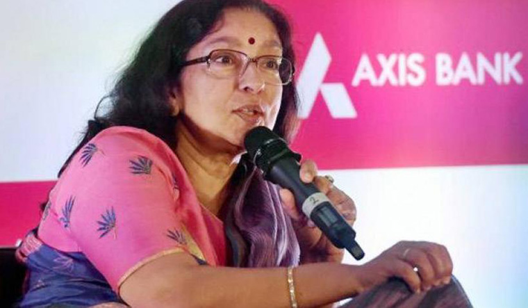 Shikha Sharma cuts short her tenure at Axis Bank