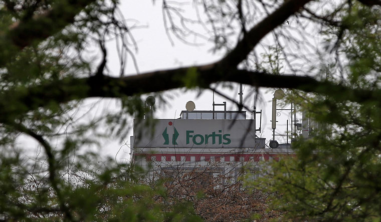 FORTIS HEALTH-M&A/MANIPAL