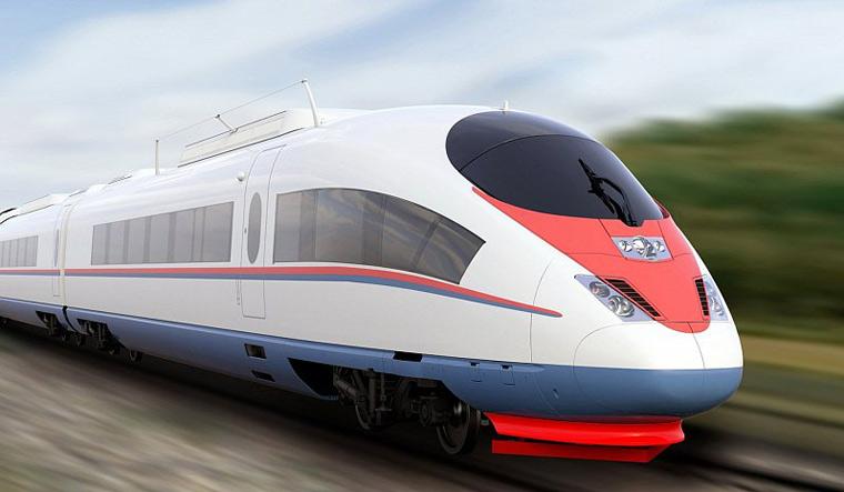 Kerala semi-high-speed rail