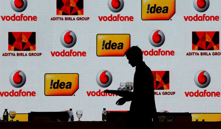 Vodafone Idea to shut if no relief provided by govt: Kumar Mangalam Birla