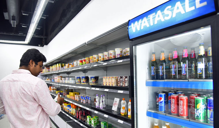Watasale, India's first autonomous retail store is now open in Kochi