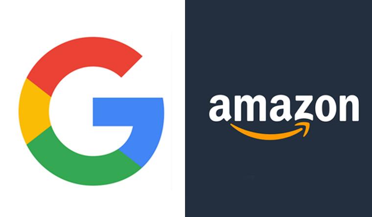 Google-Amazon-Logos