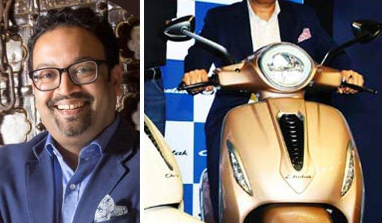 Tata Motor's Pratap Bose says Bajaj's e-Chetak copied Vespa