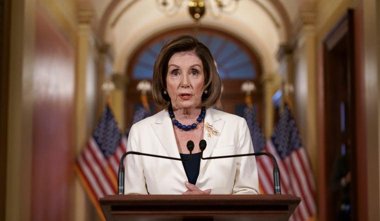 House-Speaker-nancy-Pelosi-Trumo-Impeachment-AP