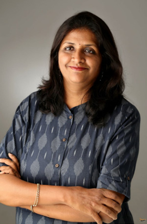 Kshitija, Director of Gaining Ground Investment Services Pvt Ltd