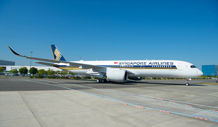 Singapore Airlines to fly A350 aircraft on Bengaluru-Singapore route from May 18