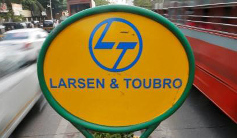 L&T Q2 net profit falls 45% to Rs 1,410 crore
