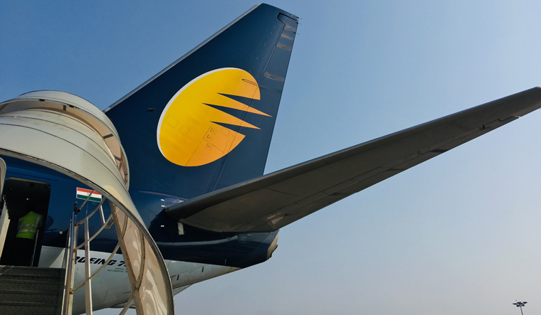 Jet Airways rep