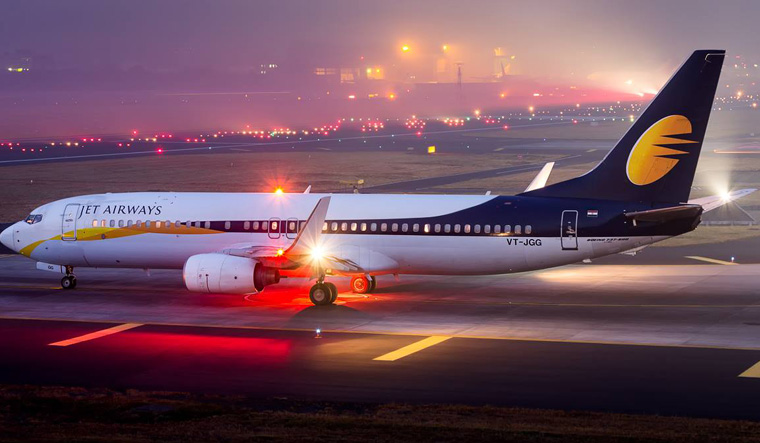 Jet Airways suspends flights on 13 routes
