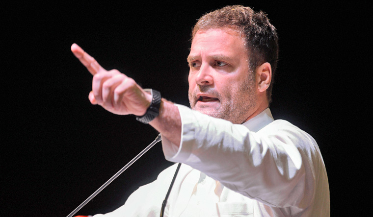 Congress to give 3-year blanket pass to new ventures, abolish angel tax: Rahul Gandhi